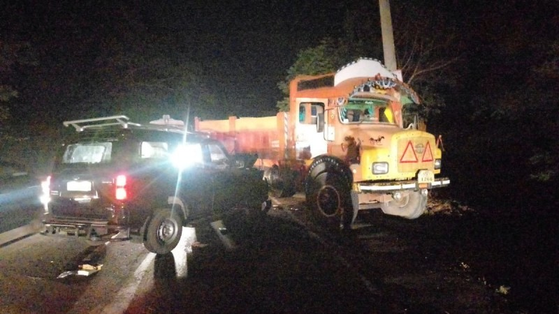 Pawan Kalyan convoy accident