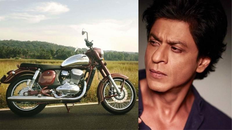 Shah Rukh Khan and Jawa