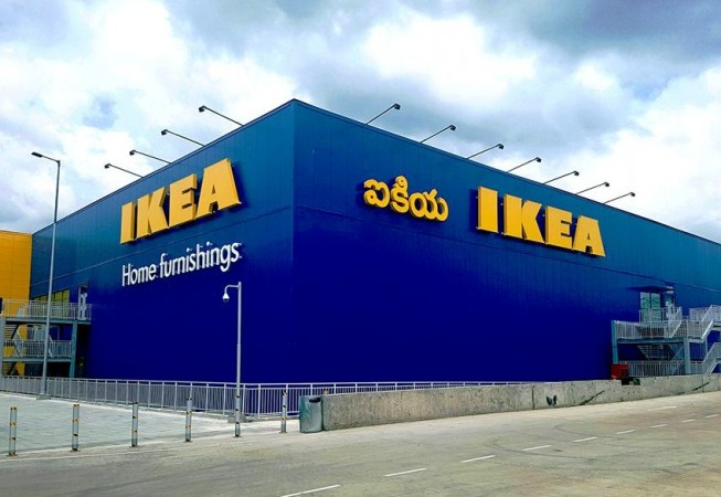 IKEA store in Hyderabad, India