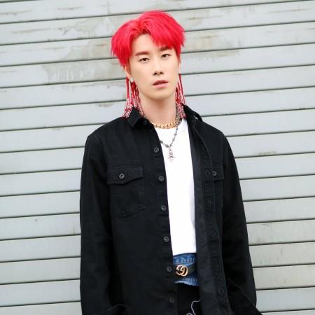 South Korean Rapper San E