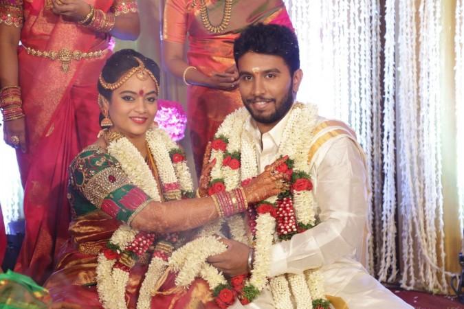 Suja Varunee-Shiva Kumar Wedding