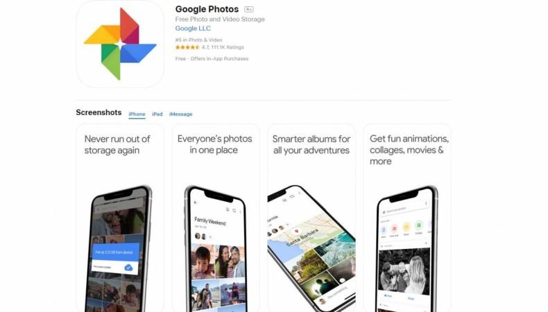 Google Photos, iOS, iPhones, Depth control, Colour Pop