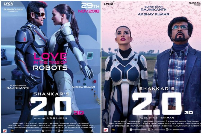 2 Point 0 (Enthiran, 2 Point O) Duration