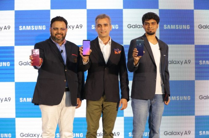 Samsung, Galaxy A9, India, launch, price