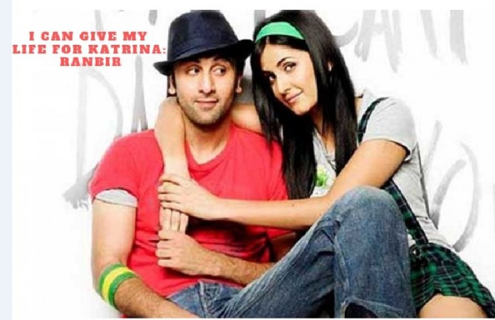 Ranbir Kapoor quotes on Katrina Kaif