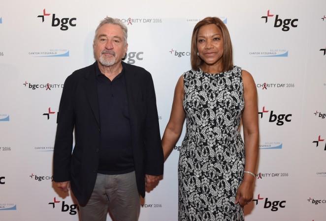 Robert DeNiro and Grace Highwater
