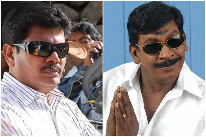 Shankar and Vadivelu