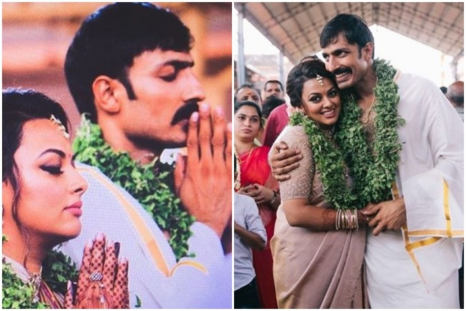 Harish Uthaman's Marriage
