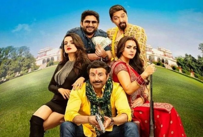 Bhaiyyaji Superhit movie review
