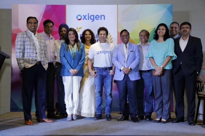 Sachin Tendulkar, Oxigen
