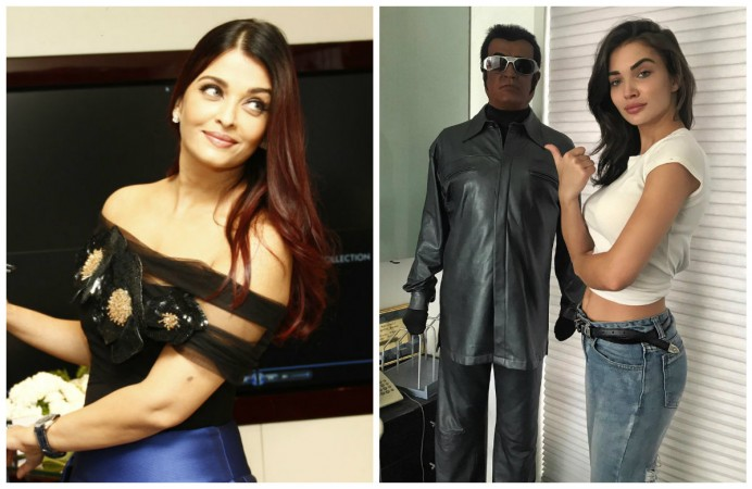 2.0 director reveals why Aishwarya Rai Bachchan was replaced by Amy Jackson