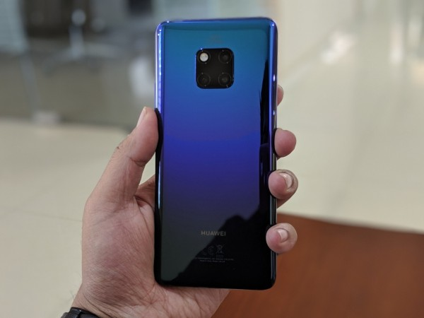 Huawei Mate 20 Pro unboxing review