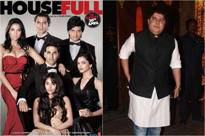Housefull cast, Sajid Khan