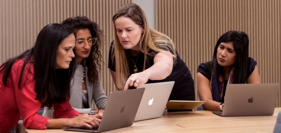 Apple, Women Entrepreneurs Camp,