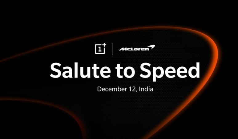 OnePlus, McLaren, OnePlus 6T McLaren Edition, India, launch