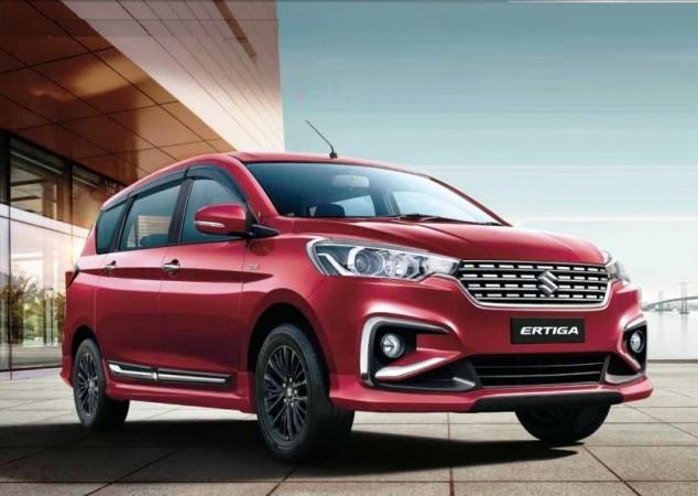 Fully accessorized 2018 Maruti Suzuki Ertiga
