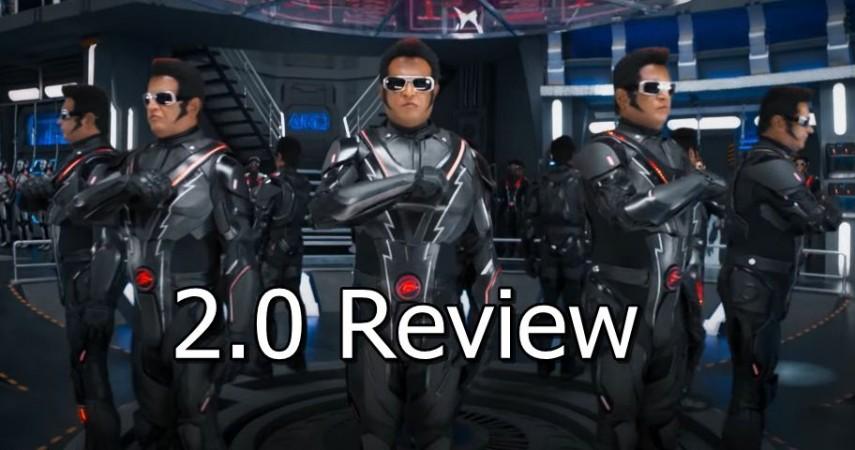 2.O aka 2.0 Movie Review