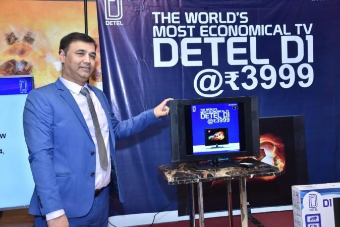 Detel D1 TV