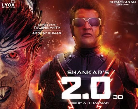 2.0, Akshay Kumar, Rajinkanth