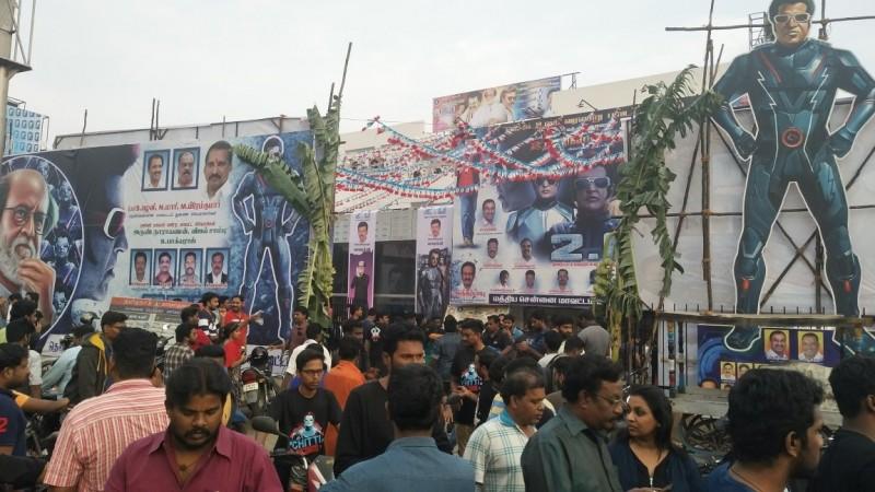 2.0, Rajinikanth, Akshay Kumar