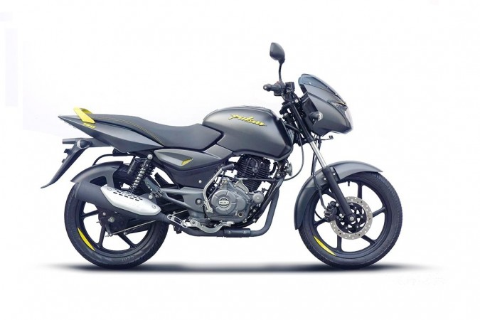 2019 Bajaj Pulsar 150 Neon Yellow
