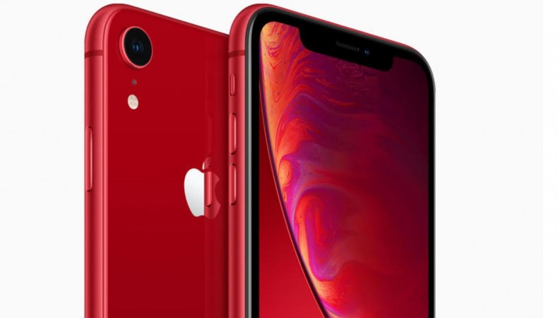 Apple, iPhone XR, PRODUCT RED, World AIDS Day