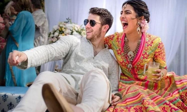 Priyanka wedding