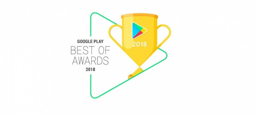 Google, Best of Awards 2018, Google Play