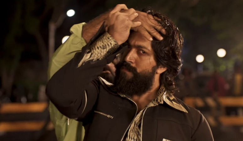 KGF: Chapter 1 14-day box office collection: Telugu version