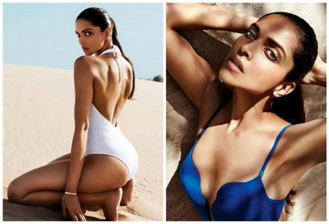 Deepika Padukone sizzling photoshoot for GQ India