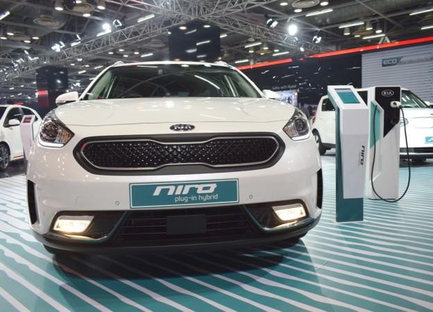 Kia Niro, electric vehicle
