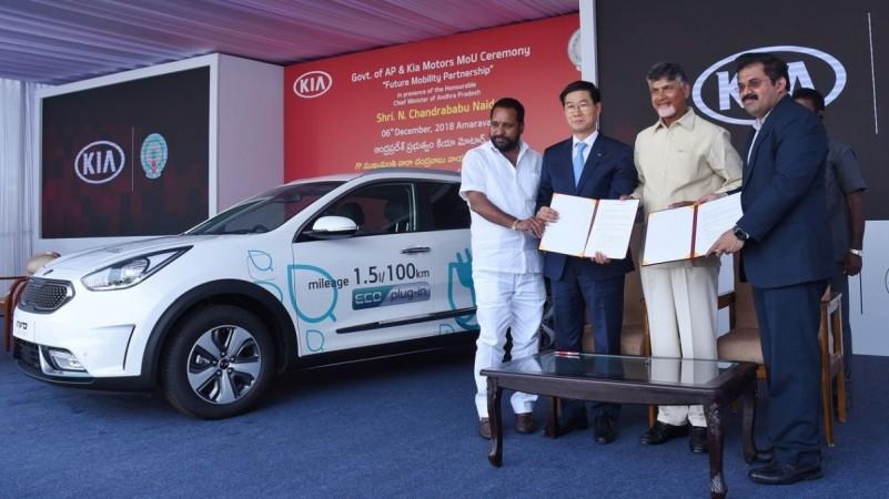 Kia Motors India, Andhra Pradesh