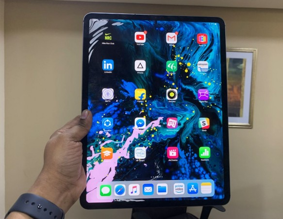 Apple, iPad Pro, 2018, review, performance, battery life, launch, price,