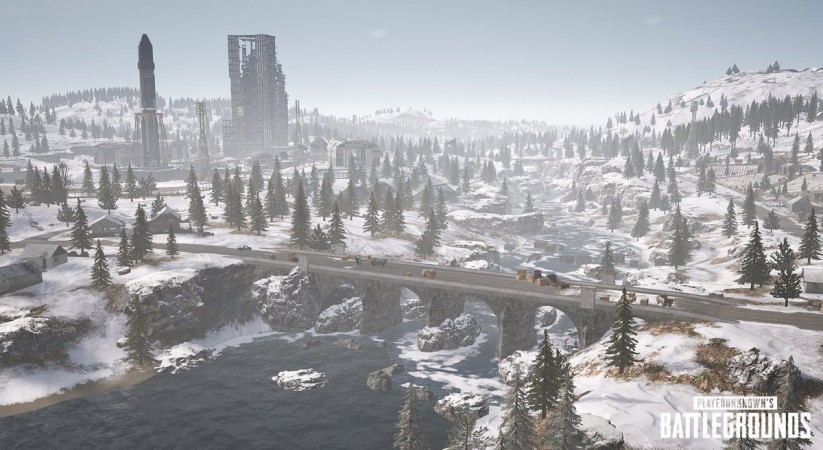 PUBG Mobile is getting Vikendi snow map