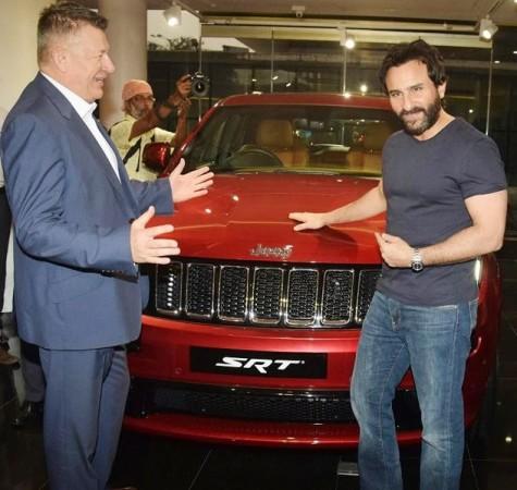 Saif jeep