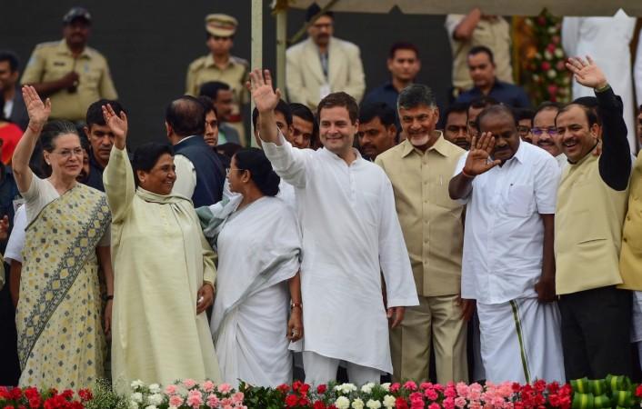 grand alliance opposition