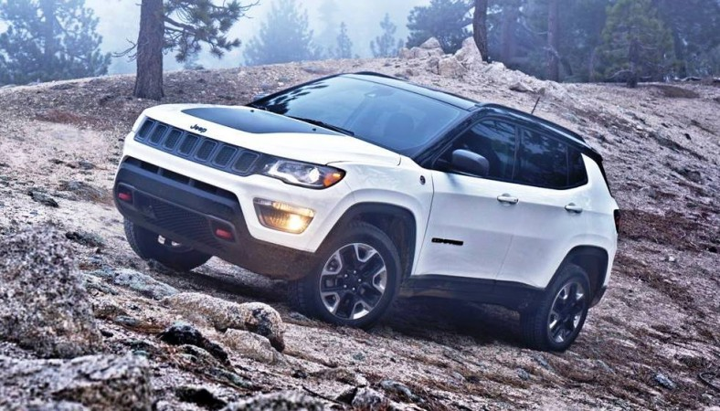 Jeep Compass Trailhawk edition
