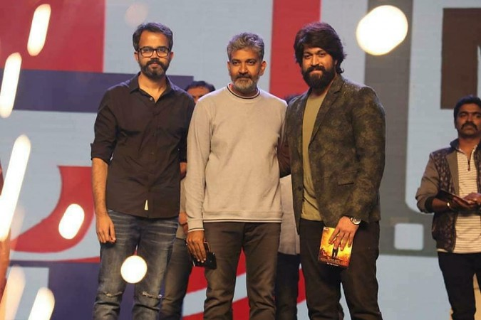 SS Rajamouli reveals how he is responsible for making Yash's