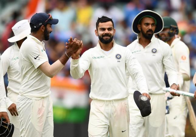Virat Kohli Indian cricket team