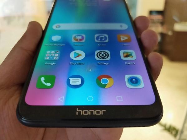 Honor 8C battery