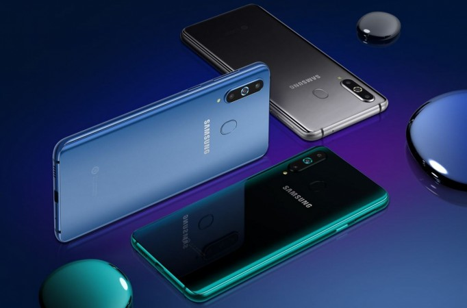 Samsung, Galaxy A8s, launch, Infinity-O, triple camera, price