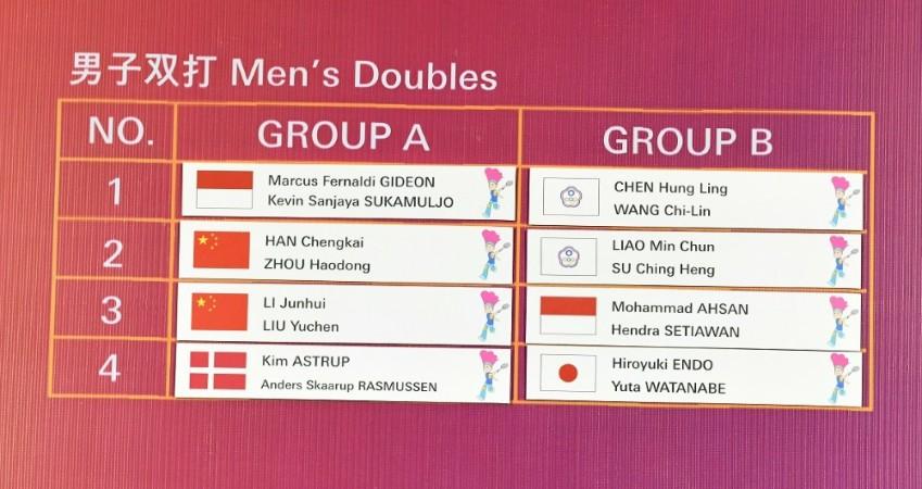 BWF World Tour Finals