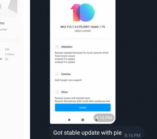 Poco F1 gets Android Pie-based MIUI 10 global ROM update: Report