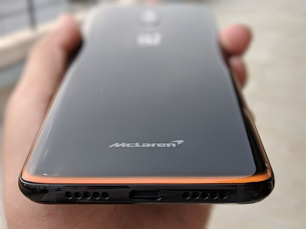 OnePlus 6T McLaren Edition first impressions