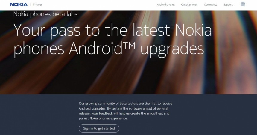 HMD Global Oy, Nokia Beta Labs, Android Pie, Nokia 8