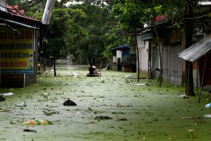 VIETNAM-WEATHER-DISASTER