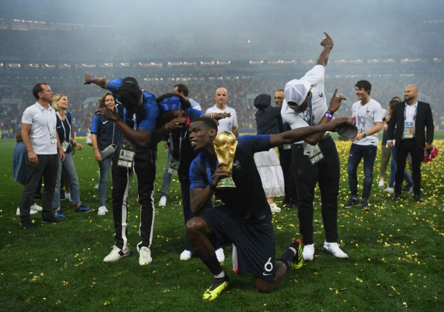 FIFA World Cup Paul Pogba