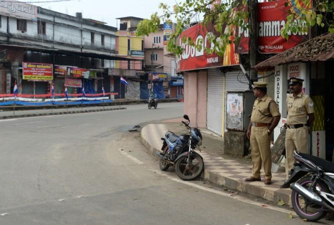 Kerala hartal