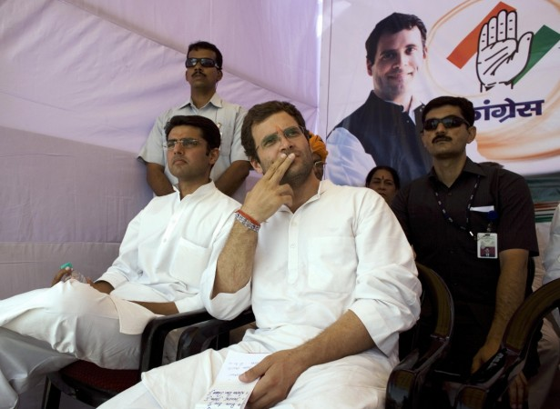 Rahul Gandhi and Sachin Pilot