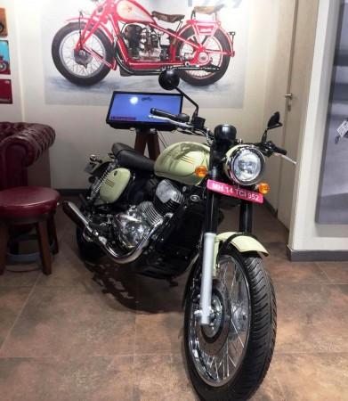 Jawa Motorcycles dealerships
